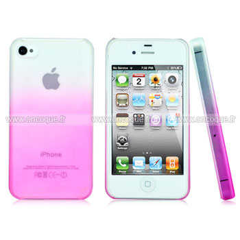 iphone 4 coque rose