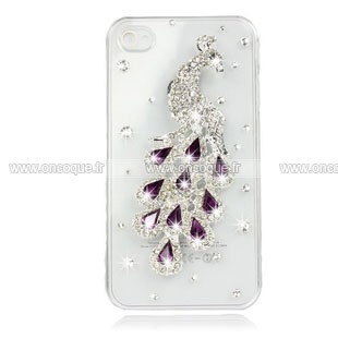 iphone 4 coque diamant