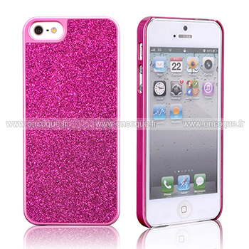 coque apple iphone 5s metal plated bling etui rigide. Black Bedroom Furniture Sets. Home Design Ideas