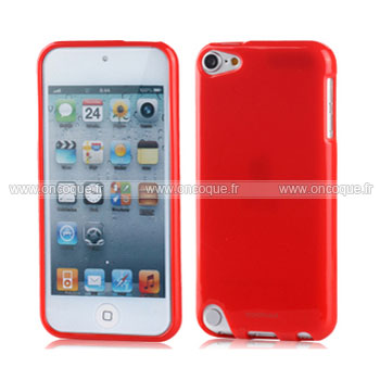 coque apple ipod touch 5 silicone gel housse