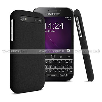coque blackberry classic q20 sables mouvants etui rigide. Black Bedroom Furniture Sets. Home Design Ideas