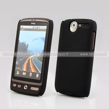 Coque HTC Desire Bravo G7 A8181 Plastique Etui Rigide - Noire