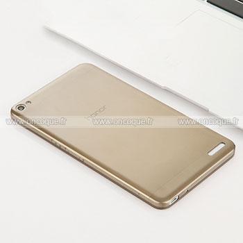 Coque Huawei Mediapad Honor X2 Silicone Transparent Housse - Gris