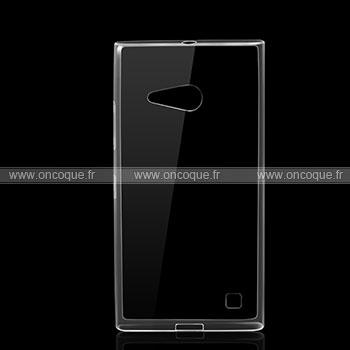 coque nokia lumia 735 silicone transparent housse clear