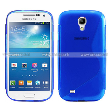 coque samsung galaxy s4 mini i9190 s line silicone gel