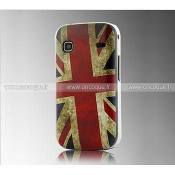 coque samsung s5660 galaxy gio le drapeau du royaume uni etui rigide mixtes. Black Bedroom Furniture Sets. Home Design Ideas