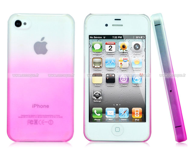 coque iphone 4 rigide