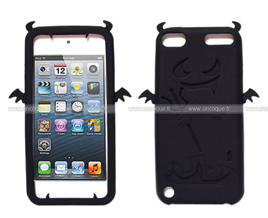 coque apple ipod touch 5 silicone housse gel