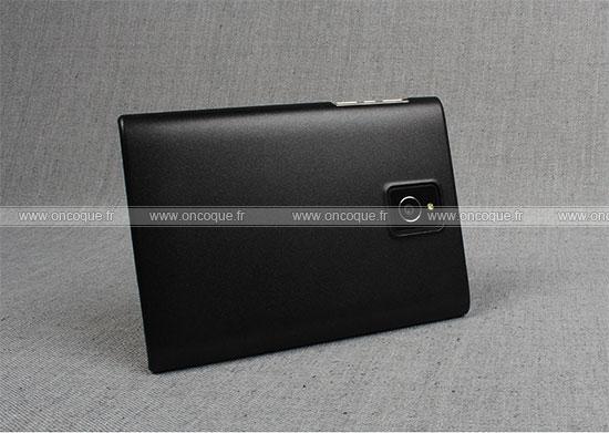 coque blackberry passport q30 plastique etui rigide noire. Black Bedroom Furniture Sets. Home Design Ideas