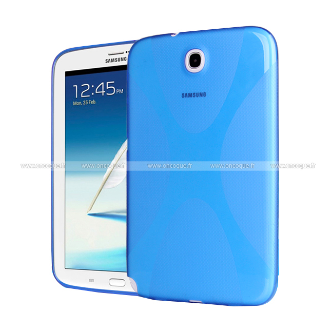 Coque samsung galaxy note 8 0 n5100 n5110 x style silicone for Housse galaxy note 8