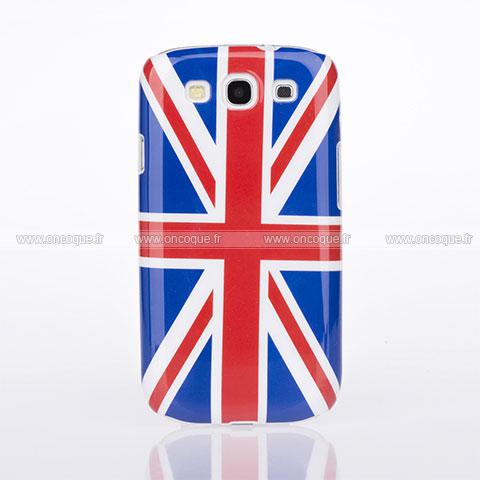 coque samsung i9300 galaxy s3 le drapeau du royaume uni etui rigide mixtes. Black Bedroom Furniture Sets. Home Design Ideas