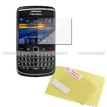 Film protecteur d 39 ecran blackberry bold 9700 claire for Photo ecran blackberry