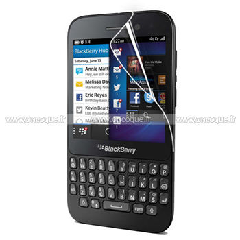 Film protecteur d 39 ecran blackberry q5 clear for Photo ecran blackberry