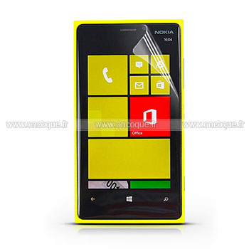 Film protecteur d 39 ecran nokia lumia 920 claire for Photo ecran lumia 920