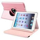 Coque Apple iPad Mini Etui en Cuir Housse Cover - Rose