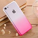 Coque Apple iPhone 5C Degrade Etui Rigide - Rose