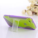 Coque Apple iPhone 5C S-Line Support Housse - Pourpre