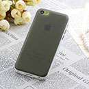 Coque Apple iPhone 5C TPU Silicone Gel Housse - Gris