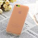 Coque Apple iPhone 5C TPU Silicone Gel Housse - Orange
