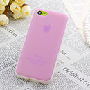 Coque Apple iPhone 5C TPU Silicone Gel Housse - Pourpre