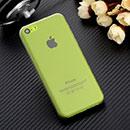 Coque Apple iPhone 5C Ultrathin Plastique Etui Rigide - Clear