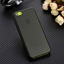 Coque Apple iPhone 5C Ultrathin Plastique Etui Rigide - Gris