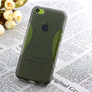 Coque Apple iPhone 5C X-Style Silicone Gel Housse - Gris