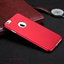 Coque Apple iPhone 6 Plus Plastique Etui - Rouge