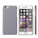 Coque Apple iPhone 6 Plus Sables Mouvants Etui Rigide - Gris