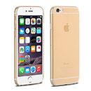 Coque Apple iPhone 6 Plus Ultrathin Plastique Etui Rigide - Golden