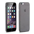 Coque Apple iPhone 6 Plus Ultrathin Plastique Etui Rigide - Gris