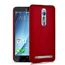 Coque Asus Zenfone 2 ZE500CL Plastique Etui Rigide - Rouge