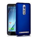 Coque Asus Zenfone 2 ZE551ML ZE550ML Plastique Etui Rigide - Bleu