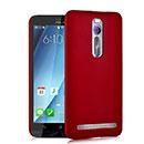 Coque Asus Zenfone 2 ZE551ML ZE550ML Plastique Etui Rigide - Rouge
