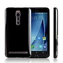 Coque Asus Zenfone 2 ZE551ML ZE550ML Silicone Gel Housse - Noire