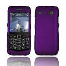 Coque Blackberry Pearl 3G 9100 Plastique Etui Rigide - Pourpre