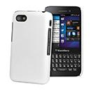 Coque Blackberry Q5 Plastique Etui Rigide - Blanche