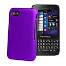 Coque Blackberry Q5 Plastique Etui Rigide - Pourpre