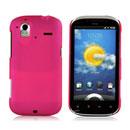 Coque HTC Amaze 4G Plastique Etui Rigide - Rose