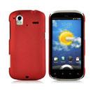 Coque HTC Amaze 4G Plastique Etui Rigide - Rouge