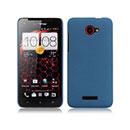Coque HTC Butterfly X920E Sables Mouvants Etui Rigide - Bleue Ciel