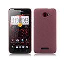 Coque HTC Butterfly X920E Sables Mouvants Etui Rigide - Rose
