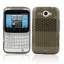 Coque HTC Chacha G16 A810e Diamant TPU Gel Housse - Gris