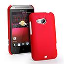 Coque HTC Desire 200 Plastique Etui Rigide - Rouge