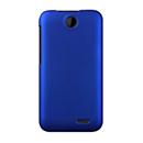 Coque HTC Desire 310 Plastique Etui Rigide - Bleu