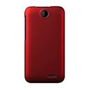 Coque HTC Desire 310 Plastique Etui Rigide - Rouge