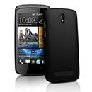 Coque HTC Desire 500 Plastique Etui Rigide - Noire
