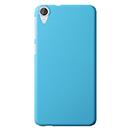 Coque HTC Desire 820 Plastique Etui Rigide - Bleue Ciel