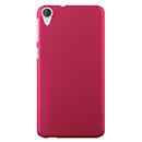 Coque HTC Desire 820 Plastique Etui Rigide - Rose Chaud