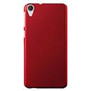 Coque HTC Desire 820 Plastique Etui Rigide - Rouge